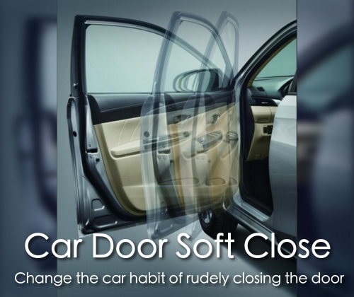 Soft Close Car Door