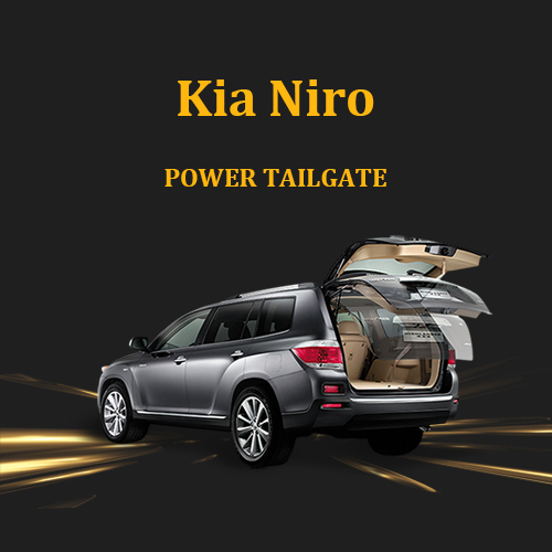 Professional electric tailgate manufacturer automatic smart power tailgate lift for Kia Niro