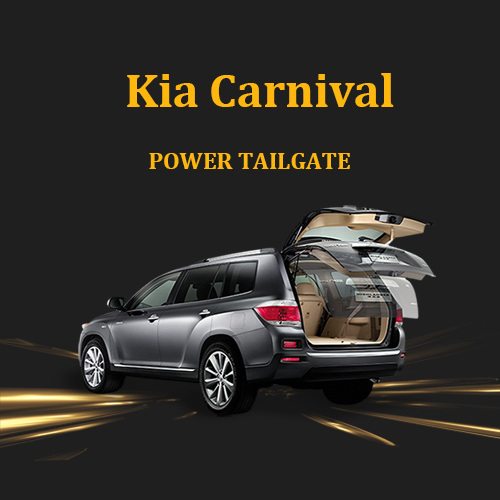 Auto rear door automatic luggage system power tail gate lift for Kia Carnival