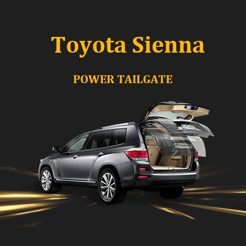 Electronic auto parts for Toyota Sienna automatic trunk opener with multiple control method
