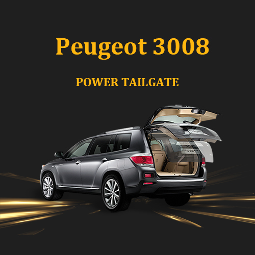 Power Tailgate Lift Kits for Peugeot 3008