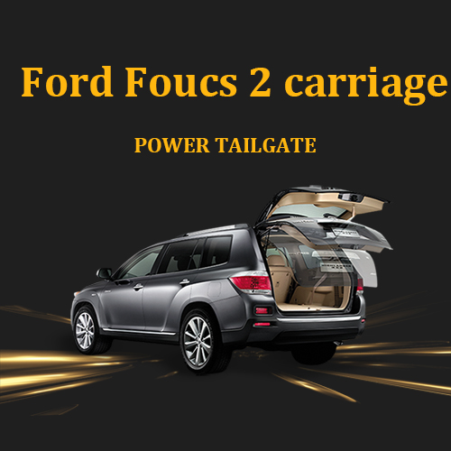 Kaimiao atuomatic lifting rear door electric tailgate foot sensor optional for Ford Focus Hatchback 2 carriage