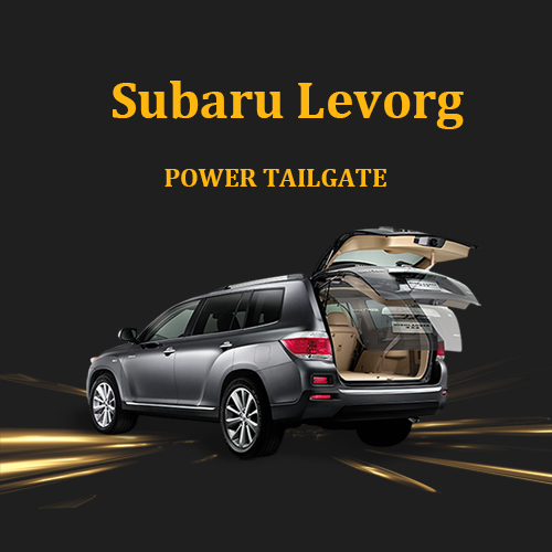 Hands free smart liftgate for Subaru Levorg in automotive spare parts aftermarket