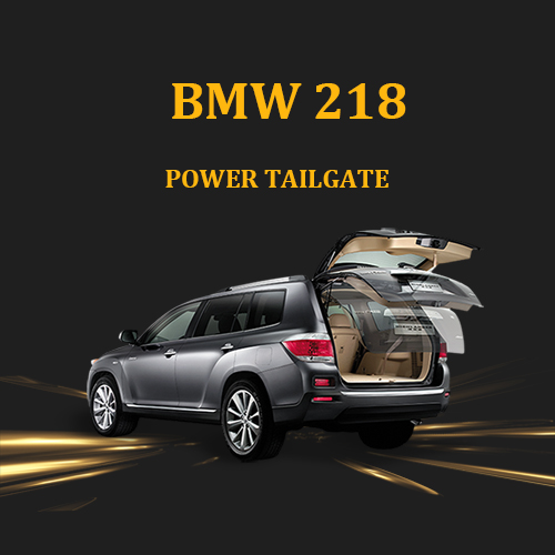 Auto car trunk luggage bmw electric tailgate lift system with remote control for BMW 218 2 Series 5 seat