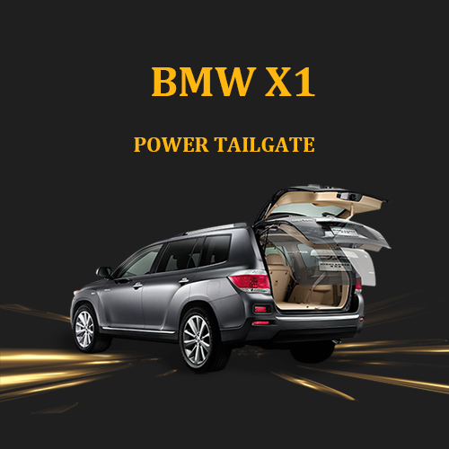 Aftermarket power lift gate auto boot electrically operated tailgate for BMW X1