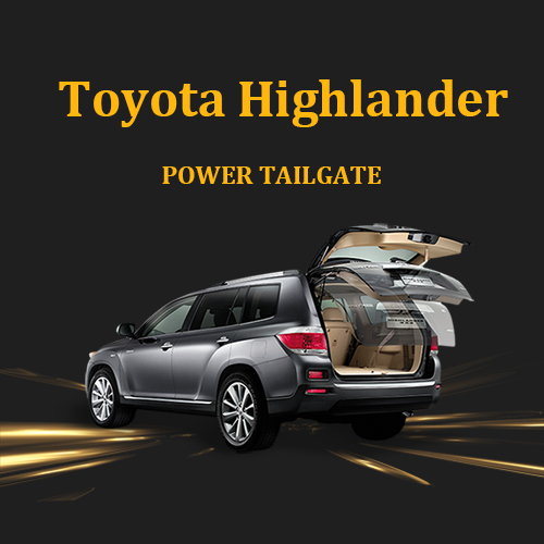 Electric tailgate lift kit auto rear door with remote control for Toyota Highlander