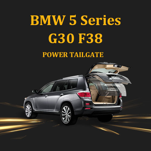 New Intelligent Electric Tailgate refitted Tail door Accessory Power Lift gate For BMW 5 Series G30 G38