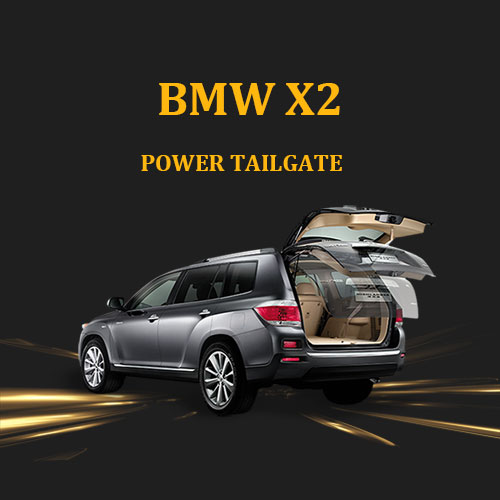 Factory outlet anti-pinch function electric power tailgate for SUV trunk for BMW X2