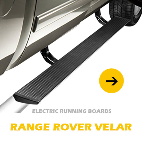 Hot trunk SUV automatic trunk running board electric side step for Range Rover Velar