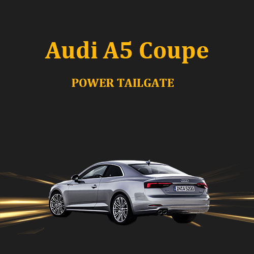 Hot sale for Audi A5 Coupe power car trunk lift gate device with multiple function
