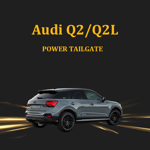 For Audi Q2 car rear door automotive electric power tailgate lift for trunk