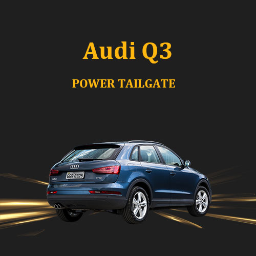 Auto spare parts intelligent kick activated smart electric luggage tailgate with remote control for Audi Q3