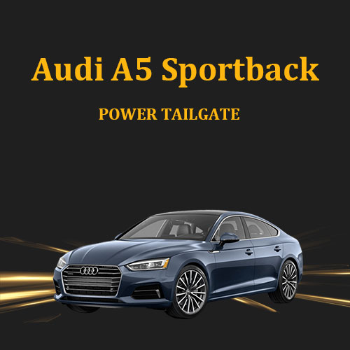Automatic kick activated foot sensor automatic car trunk lift for Audi A5 Sportback