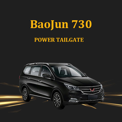 Auto trunk modification hands free power liftgate with remote control for BaoJun 730