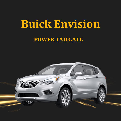 Intelligent anti-pinch electric tailgate auto luggage system for Buick Envision