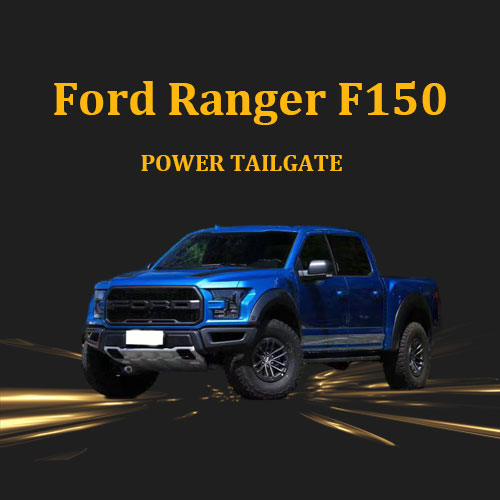 KaiMiao high quality car tailgate automatic trunk release for Ford Ranger F150
