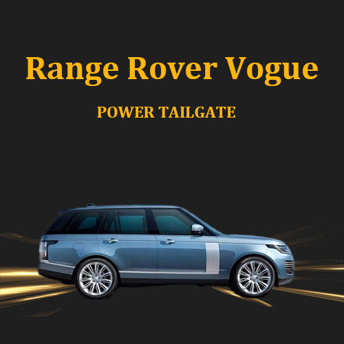 For Range Rover Vogue kick activated hands free liftgate opener power boot tailgate kit
