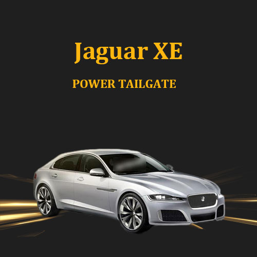 KaiMiao foot control power tailgate trunk opener aftermarket kit for Jaguar XE