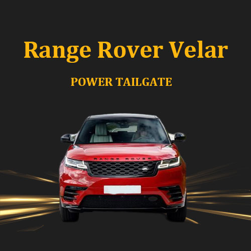 Genuine auto parts car electric tailgate lift kit for SUV rear door for Range Rover Velar