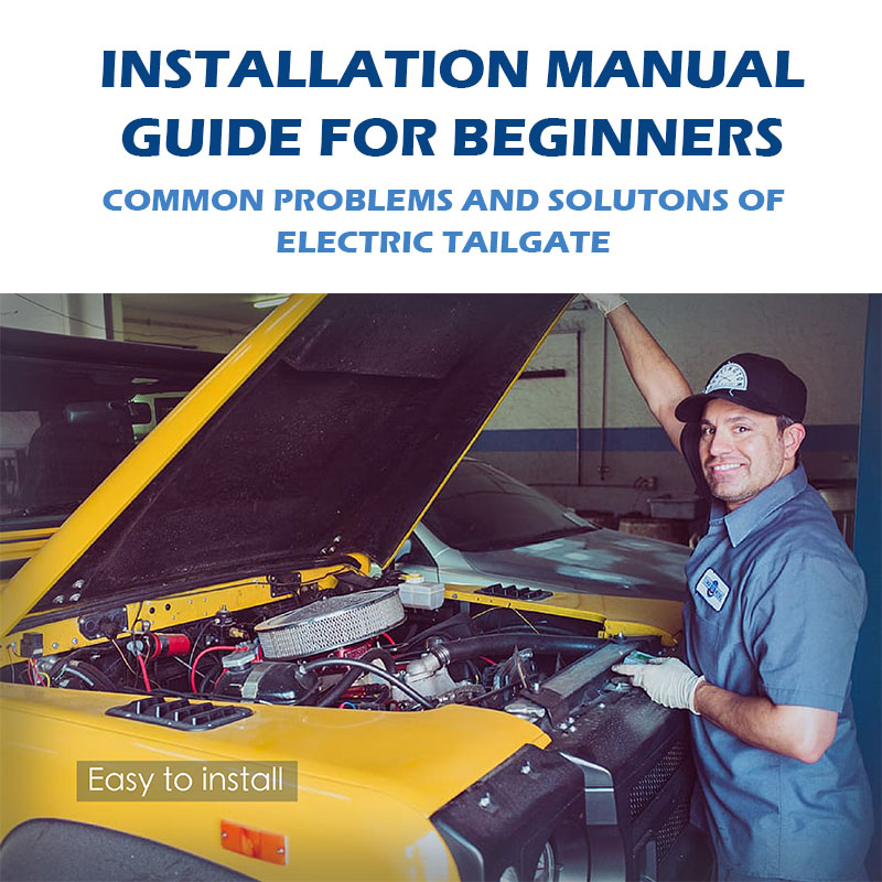 INSTALLATION MANUAL GUIDE FOR BEGINNERS