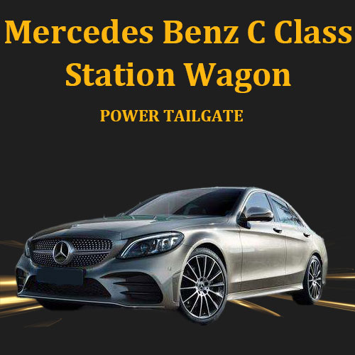 Remote control auto car electronic tailgate lift for Mercedes Benz C Class Station Wagon