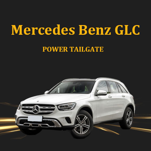 Auto trunk accessories electric trunk power hands free liftgate for Mercedes Benz GLC