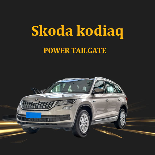 For Skoda kodiaq electric tailgate auto parts tail door accessories SUV lifting of the tailgate