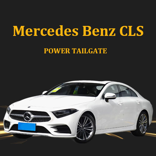 Electrical installation accessories electric power tailgate lift for Mercedes Benz CLS