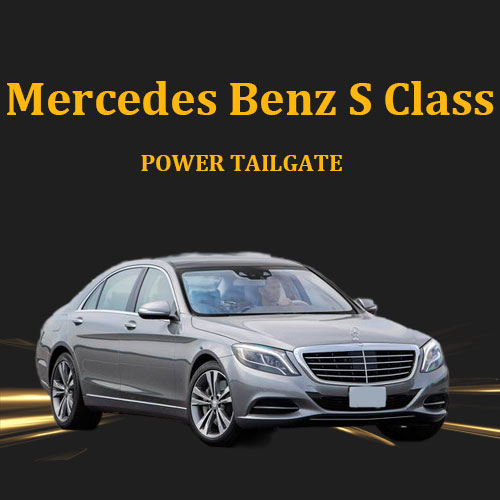 Programmable Kick Sensing Car Automatic Trunk Power Tailgate Lift For Mercedes Benz S Class