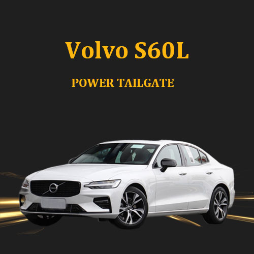 Automatic electrically rear car trunk power boot lid for Volvo S60L