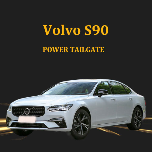 Car auto parts smart electric power tailgate lift system for Volvo S90
