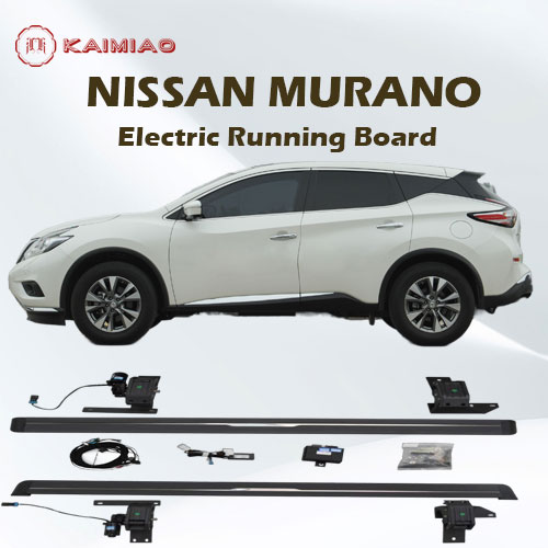 Auto body kit power smart running board for Nissan Murano