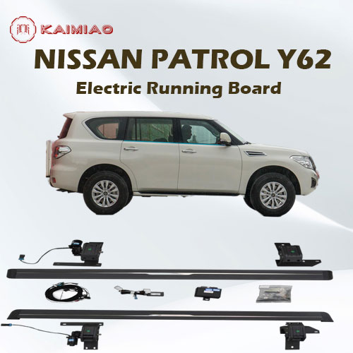 Automatic lifting electric pedal with water-proof function for Nissan Patrol Y62