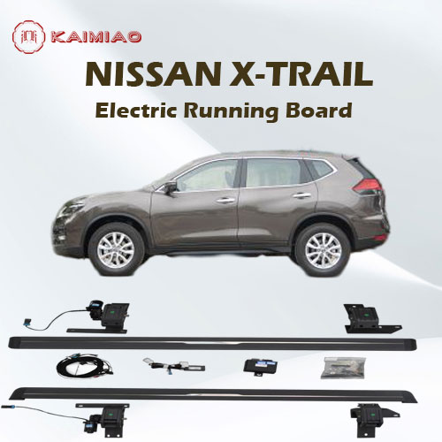 OBD Plug and play Waterproof Automatic Extending running boards for Nissan X-trail