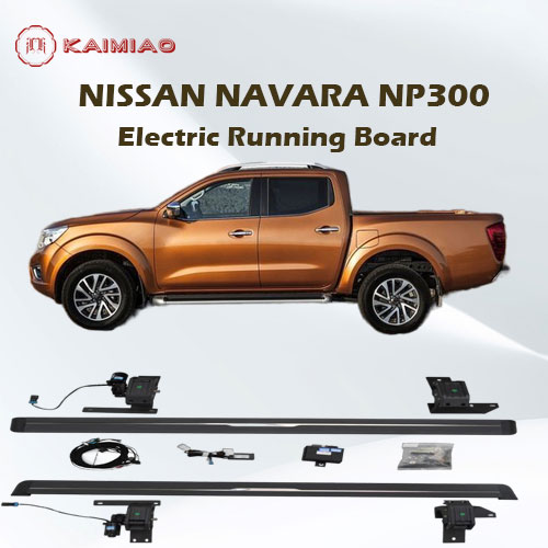 4S Shop Standard Specially for Luxury SUV car Electronic Accessories Running Board Supplyfor Nissan Navara NP300