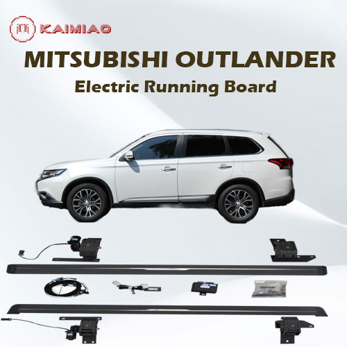 Auto Car Parts Foot Pedal Side Step Running Board For Mitsubishi Outlander