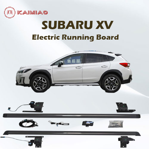 Factory supply running board OEM football pedal electric tailgate side step For Subaru XV
