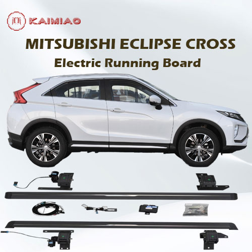 Aluminium Nerf Bar Fit for Mitsubishi Eclipse Cross automatic board Electric Side Step
