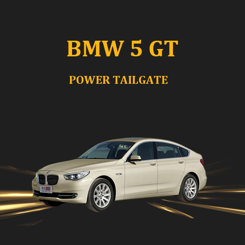 New Intelligent Electric Tailgate refitted Tail door Accessory Power Lift gate For BMW 5 Series GT