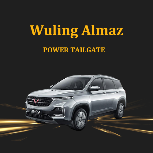 SUV Trunk from manual to electrical open system for Wuling Almaz 2018+